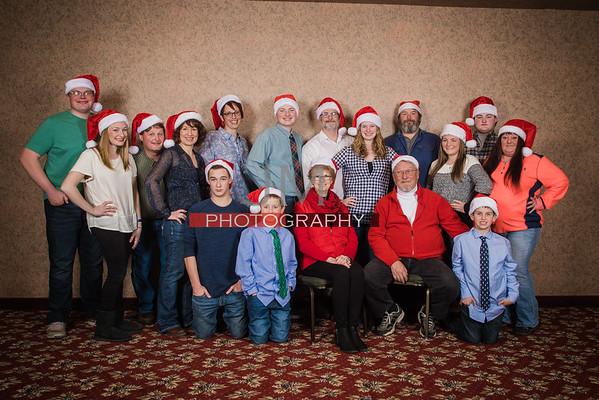 Spanbaur Family 12-22-16