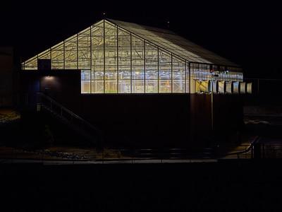 2013-12-25 • E-M1+75-300/4.8-6.7 II - Green House Greenhouse near Airport