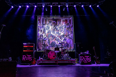 20190228 The Ruts DC Shepherds Bush Empire