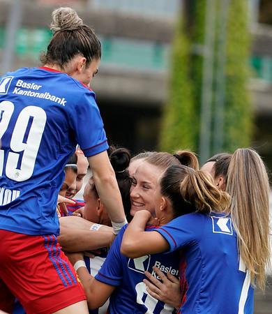 FC Basel 1893 Frauen - Yverdon Féminin  / 3:1 / 29.  August 2021