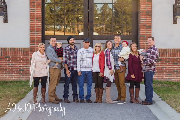 The Hitchcock Family 2016 :: AO&JO Photography (Raleigh Portrait Photographer)