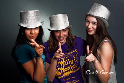 Willy Wonka - Headshots