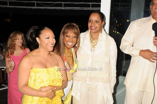 Lynn Whitfield, Star Jones, Wanda Brown