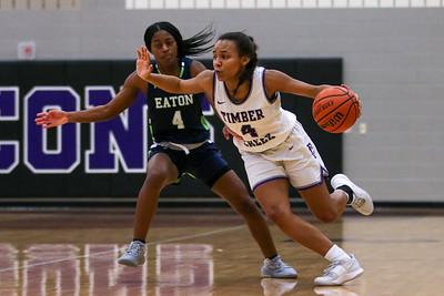 February 5, 2021 Varsity Girls Basketball vs. Eaton