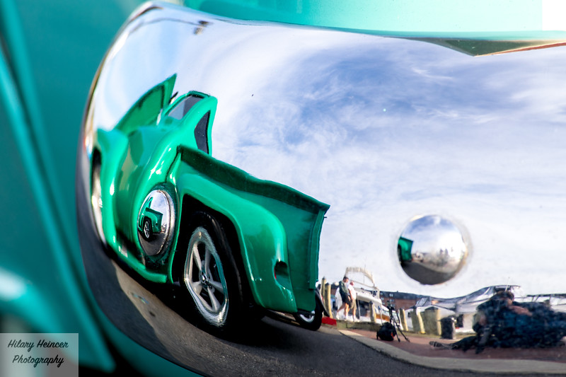 Car Show Reflections
