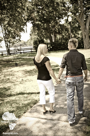 Erin and Jaime LOGO