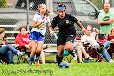 September 10, 2016 - PSC 04 Girls White - Lansing Game 2