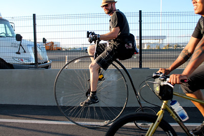 Bay Bridge Opening Day Bike Ride
