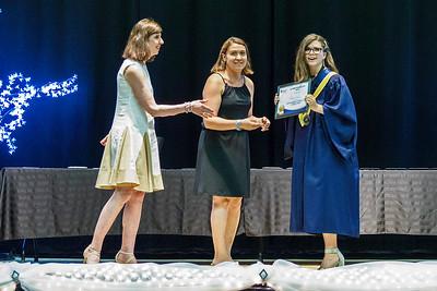 Taylor's Grade 8 Graduation, June 2019