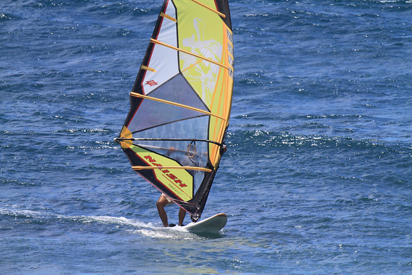 WINDSURFING SUMMER 2014