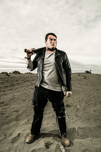 Josh Mad Max Shoot