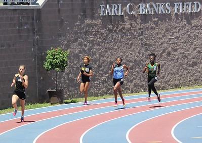 Morgan University track finals and slideshow