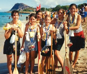 1994 Kamehameha, Leeward Kai Regattas