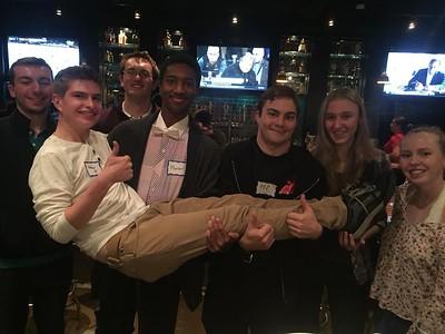 Young Alumni Gathering - November 24, 2017