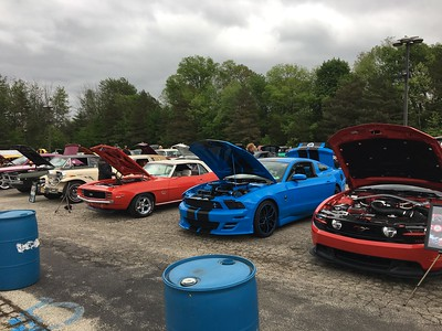 Shriners Hospitals for Children Car Show  5/6/2017