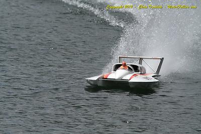 2012 RCU Roger Newton Silver Cup - Practice