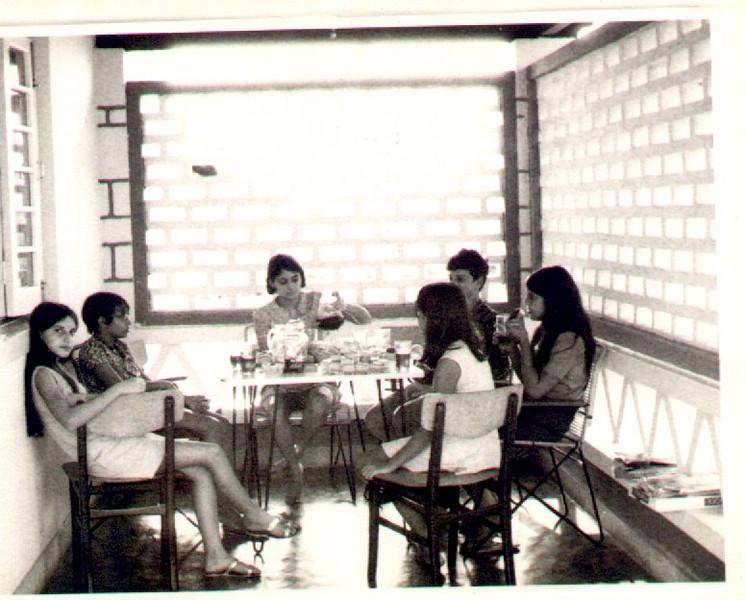 Raquel Rios, Sonia e Deborah Morgado, Ana Maria Josefa e???