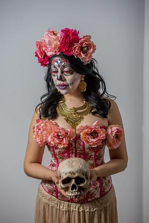DIANA - Catrina Sugar Skull 2016