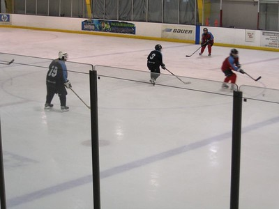 Ice Oasis Hockey