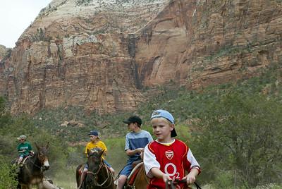Spring Break - Zions Canyon