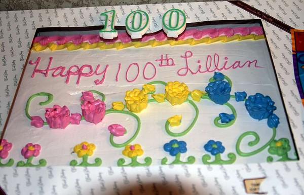Lil's 100th
