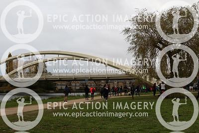 River Thames Half Marathon 2018 1
