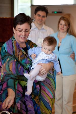 2009_03_15 Jade Cormier Williams Dedication Service