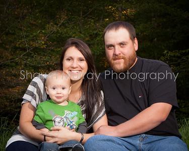Taylor Family 2012