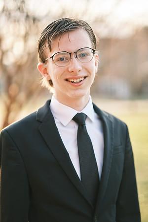Owen Oxner 8th Grade Sermon