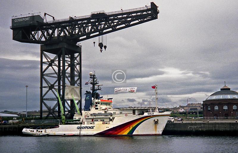 Stobcross Quay.  c1990