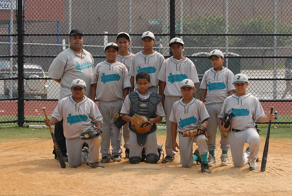 Kips Bay Boy's & Girls Club - Harlem Black Yankees vs. Jaguars 6/14/08