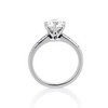 1.32ct Old European Cut Solitaire by Vatche, GIA I VS 3
