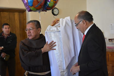 12-19-19 Celebrating Father Oscar's 30th Anniversary