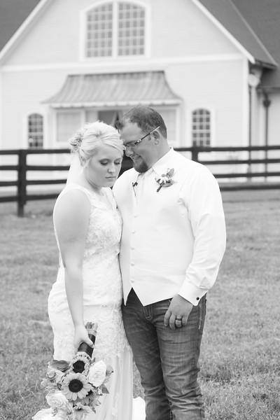 Megan & Thomas. Married
