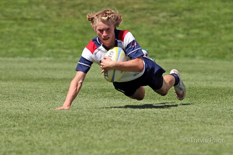 Utah Lions U18 2015 Serevi Rugbytown 7's