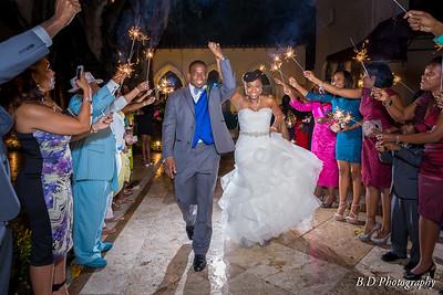Orville & Marsha wedding @ The Addison
