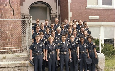 59th Recruit Class appointed May 19, 1980 3