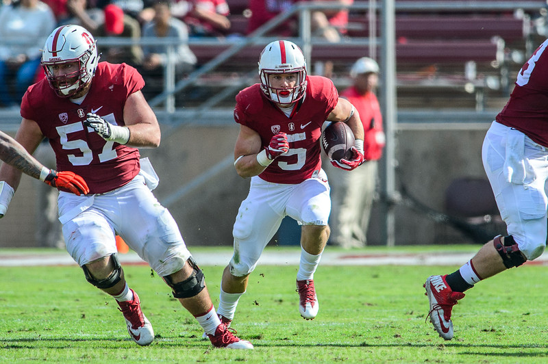 2016 COLLEGE FOOTBALL: ORGEON STATE AT STANFORD