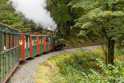 Welsh Highland Railway 2021