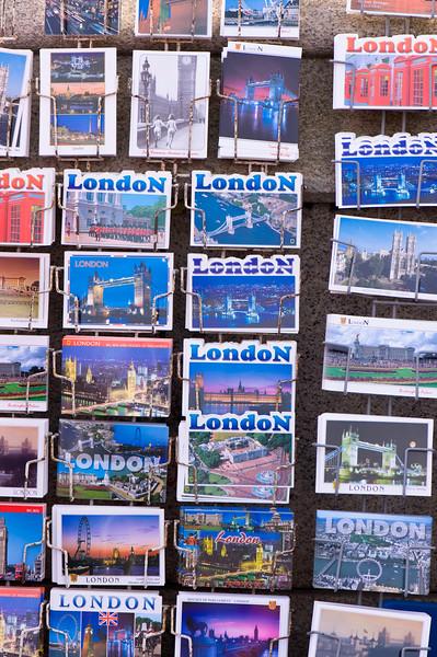 London postcards, London, United Kingdom