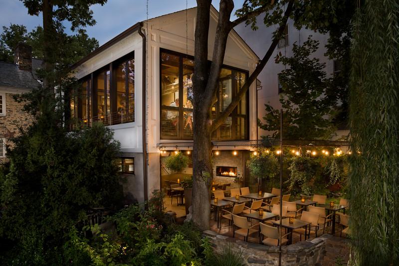 Nektar Restaurant Architect Ralph Fey
