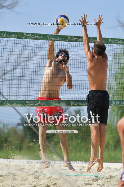 presso Zocco Beach PERUGIA , 25 agosto 2018 - Foto di Michele Benda per VolleyFoto [Riferimento file: 2018-08-25/ND5_8557]
