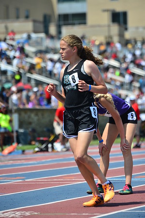 State Track Championships - Saturday, May 28