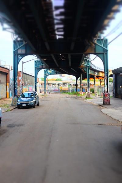 Davis Street - LIC Queens