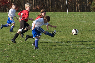 Soccer - Fall 2009