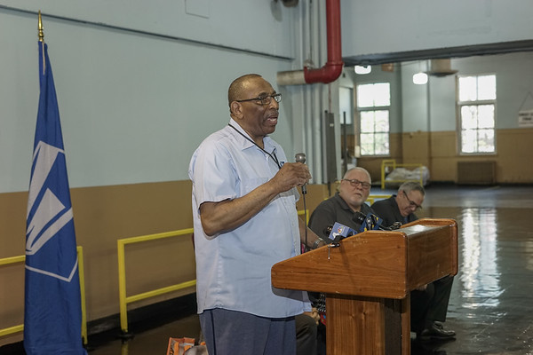 "Jerome Alexander ""Big A"" 50 Year Ceremony"