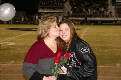110907 AHS 2007 Senior Night