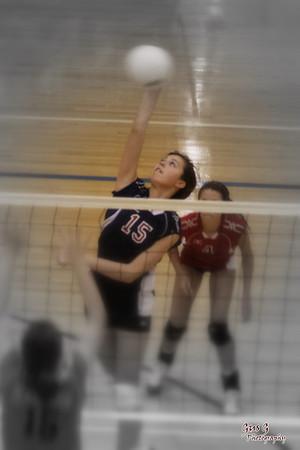 UA Frosh Volleyball