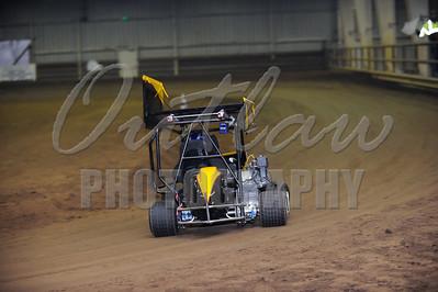River Arena Speedway - Indoor Karts - Jan 22, 2011