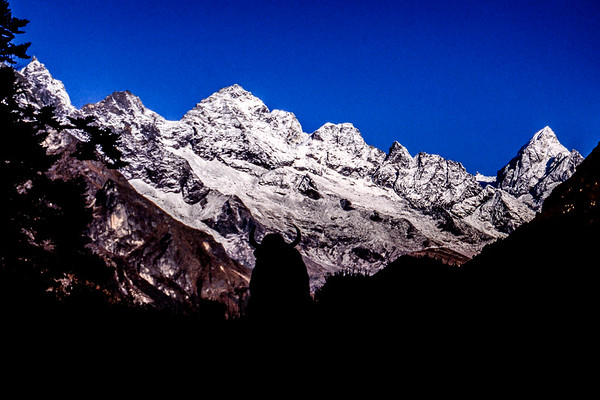 Nepal, Mountains